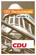 CDU auf Twitter